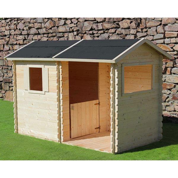 Maison en bois Rosane