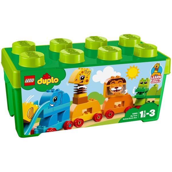 10863-LEGO® Mon premier train des animaux