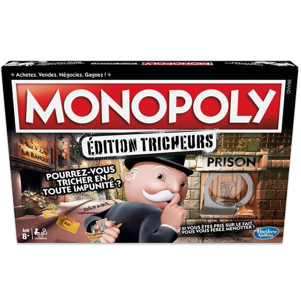 Jeu de société-Monopoly Tricheurs
