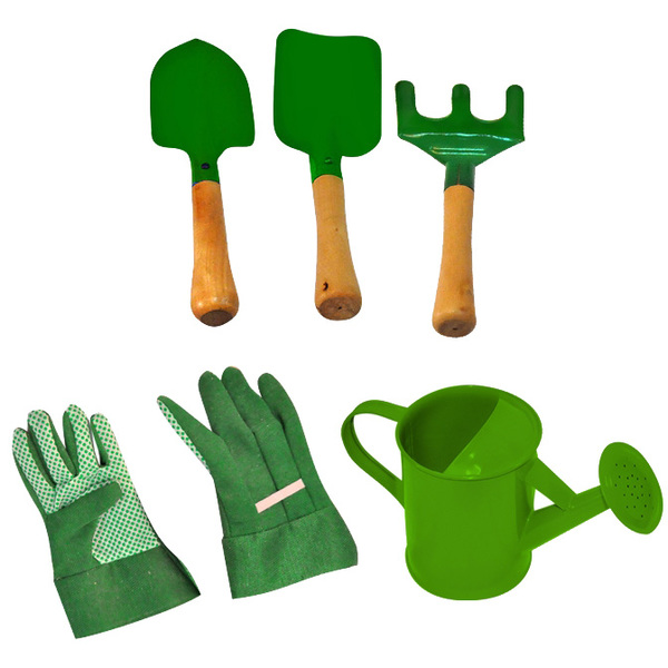 Sac de jardinage garni