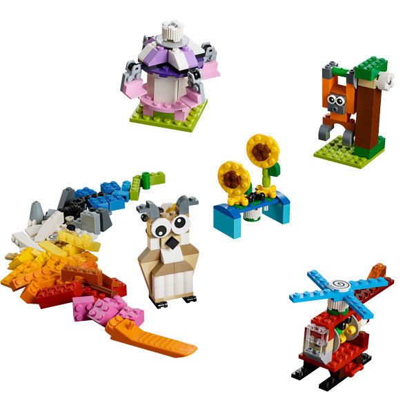 10712-LEGO® La boîte de briques et d