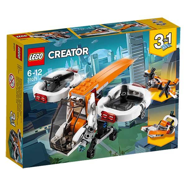 31071 - LEGO® CREATOR - Le drone d