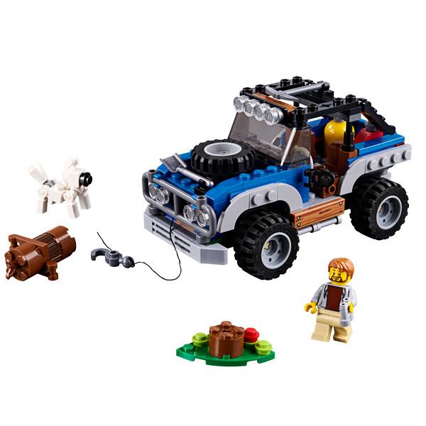 31075 - LEGO® CREATOR - Les aventures tout-terrain