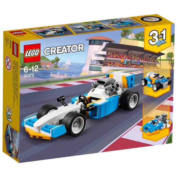 31072 - LEGO® CREATOR - Les moteurs de l