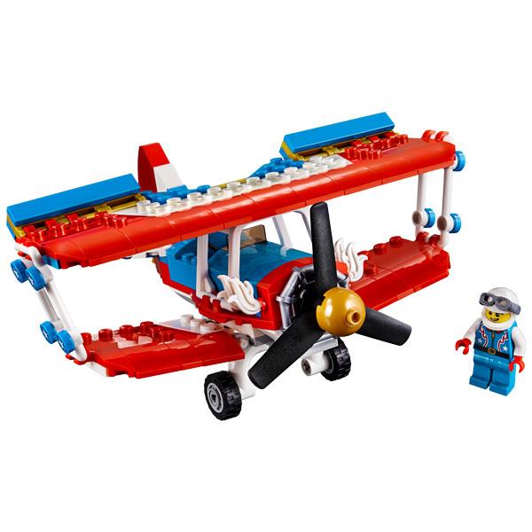 Lego® L'avion Risque Voltige De À Haut 31076 Creator xsBrthQdC