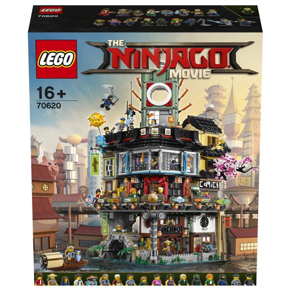 70620 - LEGO® NINJAGO - La ville