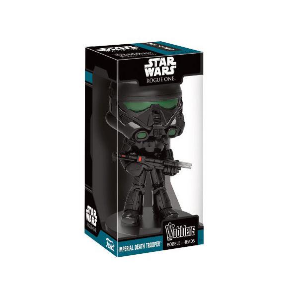 Funko Pop-Figurine Star Wars Wobbler Imperial Death Trooper
