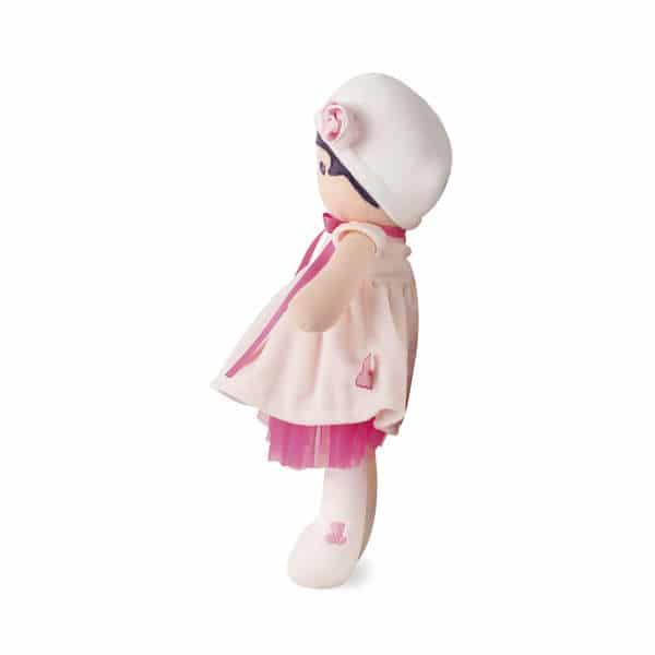 Ma première poupée en tissu Perle K 40 cm