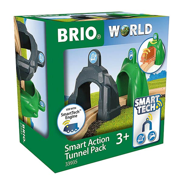 Brio World 33935-Portiques Smart Tech