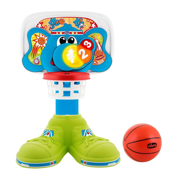 Panier de basket Éléphant