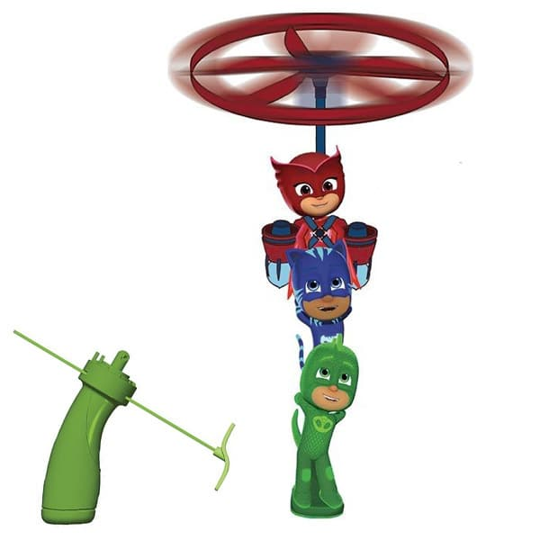 Pyjamasques - Hélicoptère à propulsion