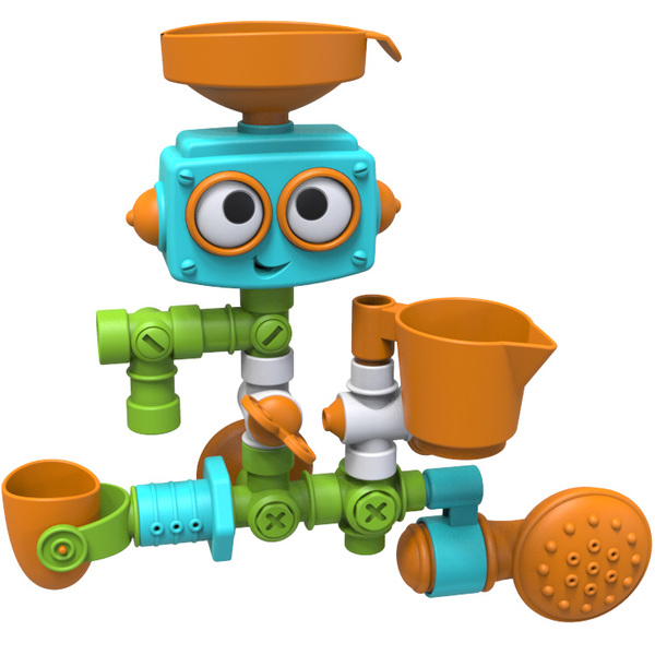 Robot de bain multi-activités