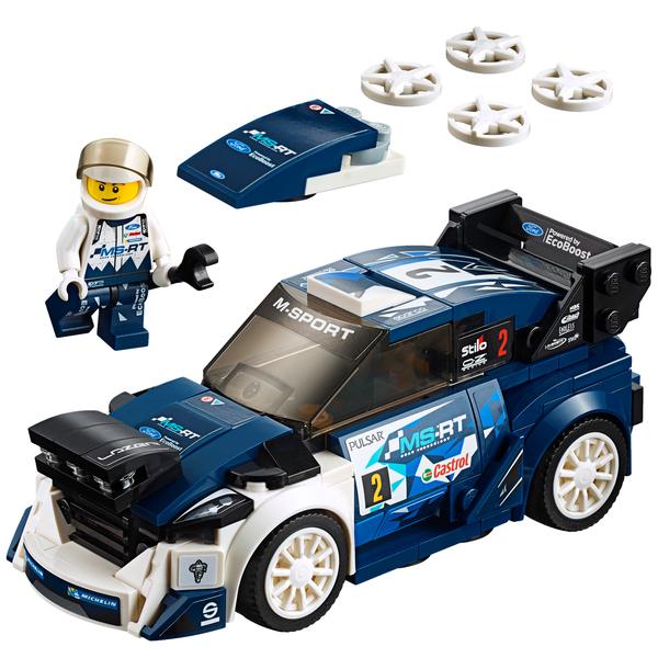 75885-LEGO® Ford Fiesta WRC M-Sport