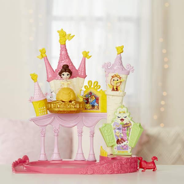 Disney Princesse - Mouv Magi Belle et Salle de Bal Enchantée