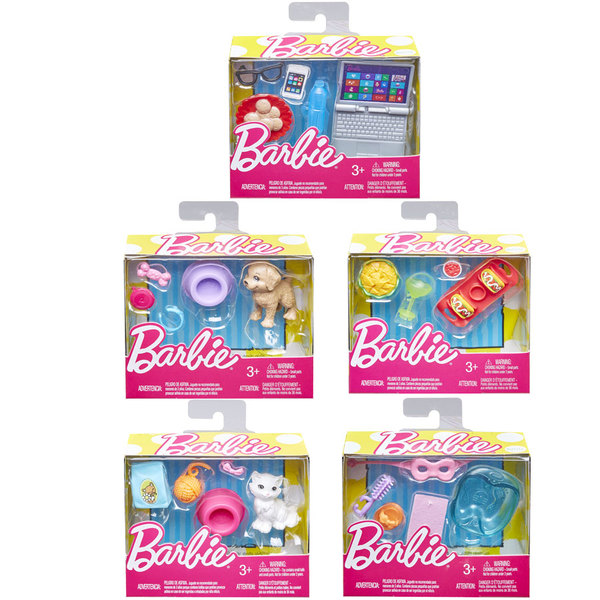 Barbie-Coffret d