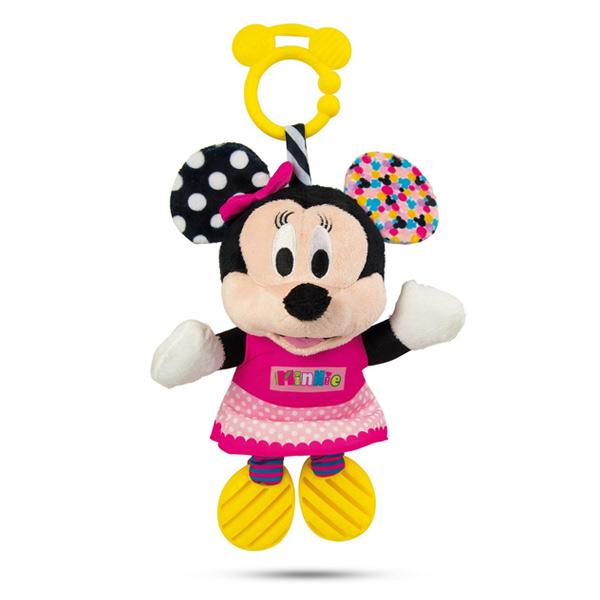 Peluche premières activités Minnie