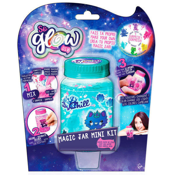 Magic Jar mini kit