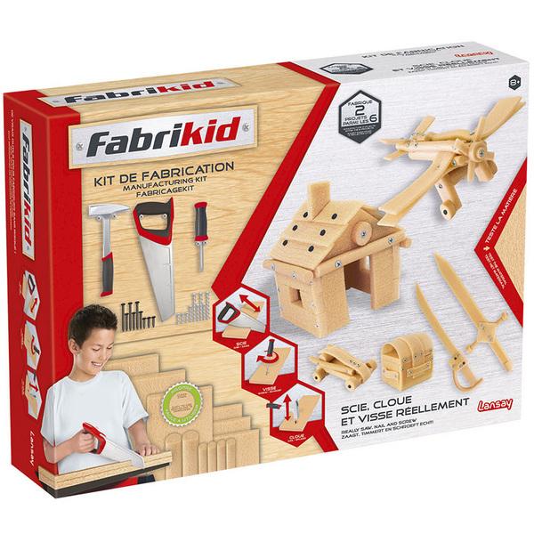 Fabrikid - Kit de construction