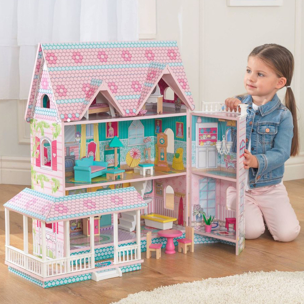 Maison de poupée Abbey