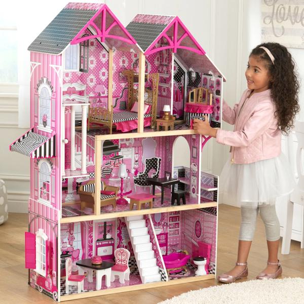 Maison de poupée Bella
