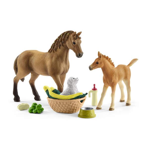 Horse Club-Soins pour bébé animaux
