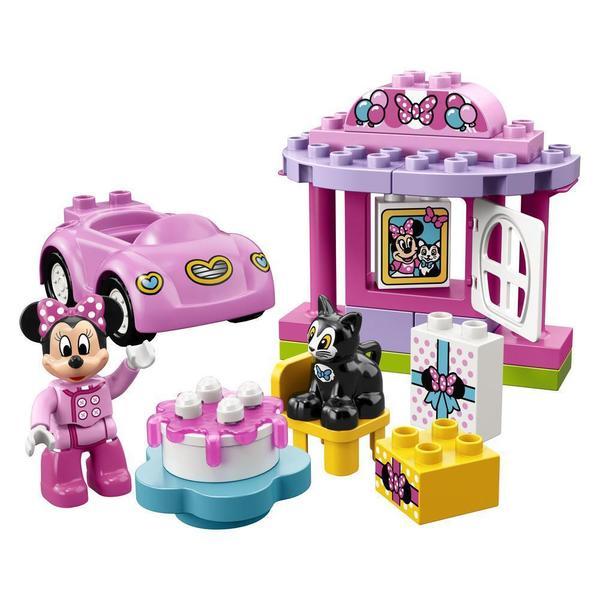 LegoKing Fête De Minnie D'anniversaire 10873 Duplo Jouet Lego® La vf7gmY6yIb