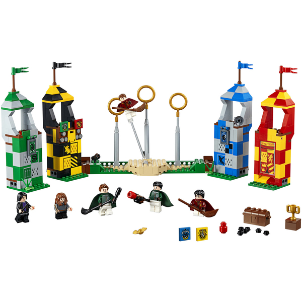 75956 - LEGO® Harry Potter™ - Match de Quidditch