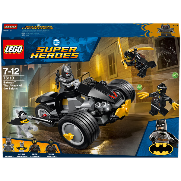 76110 - LEGO® DC Super Heroes - Attaque des hiboux