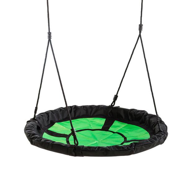 Balançoire nid Swibee vert