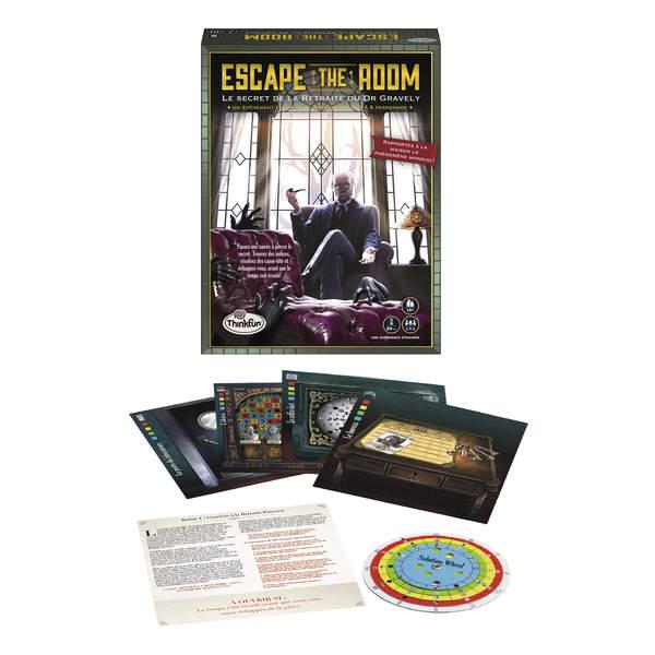 Escape the Room - Le secret de la retraite Dr Gravely