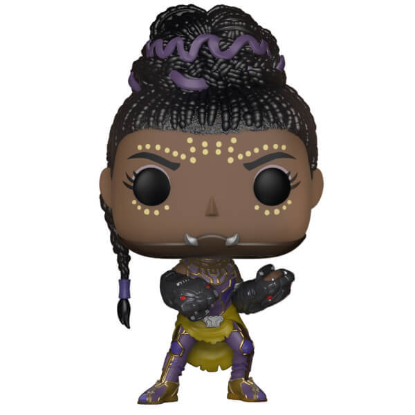 Funko Pop-Figurine Avengers Black Panther Shuri
