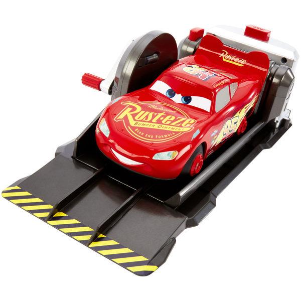 Cars Flash McQueen Cascadeur