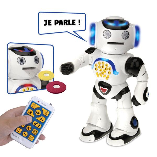 Robot interactif Powerman