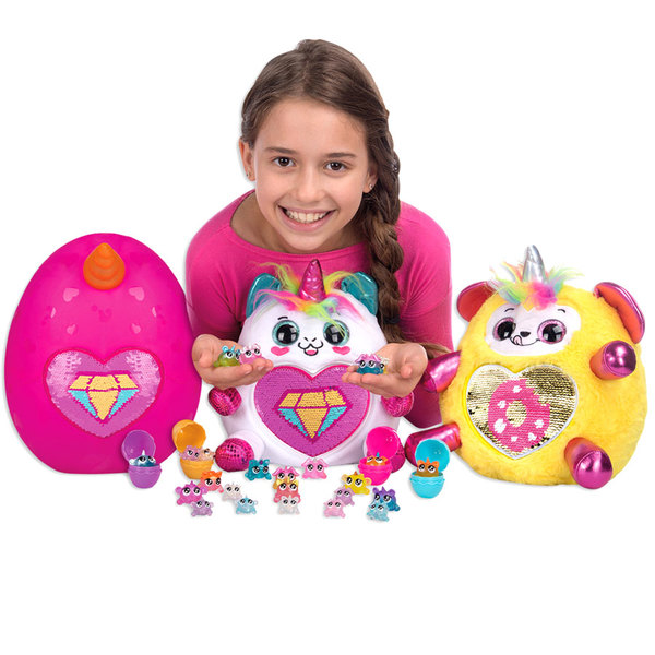 Peluche Rainbocorns surprise