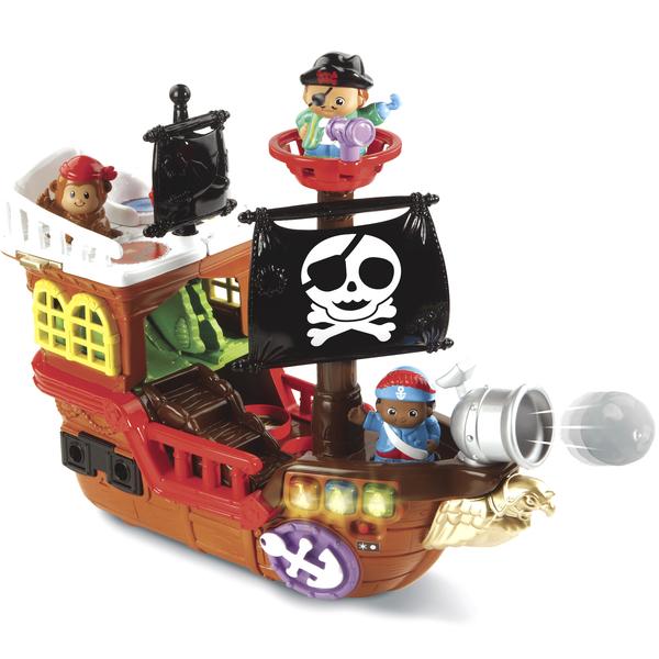 Super Bateau Pirate 2 en 1 - Tut Tut Copains