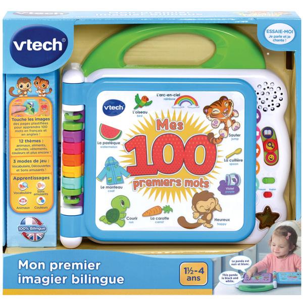 Mon Premier Imagier Electronique Bilingue