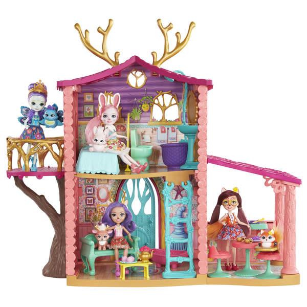 Enchantimals - La maison de Danessa Biche
