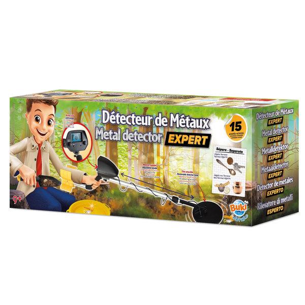 Detecteur de métaux expert