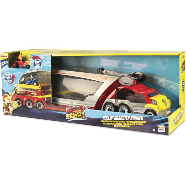 Et Ses Transporteur Amis Mickey Départ Top Camion b6Y7fygv