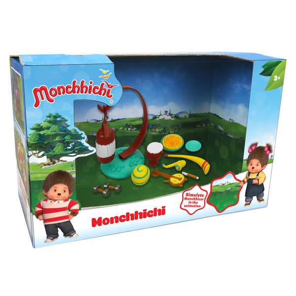 Monchhichi-Set d