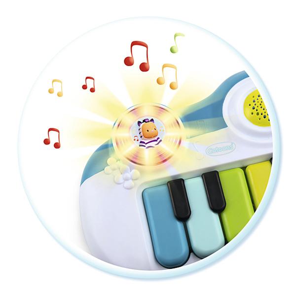 Cotoons - piano electronique - eveil musical - 8 mélodies