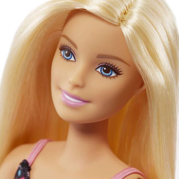 Coffret Barbie au supermarché