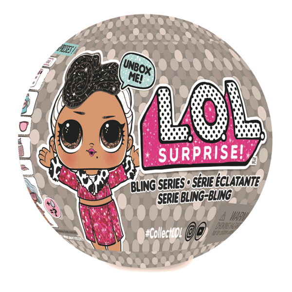 Boule LOL Surprise Dolls Glitz