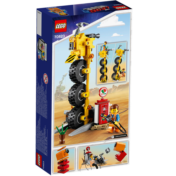 70823-LEGO® Movie 2 Le Tricycle d
