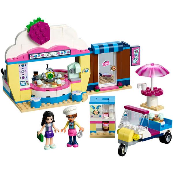 Jouet Café Le 41366 D'olivia Lego® Cupcake Jtfkcl13 Legoking Friends 1JF3ulKcT