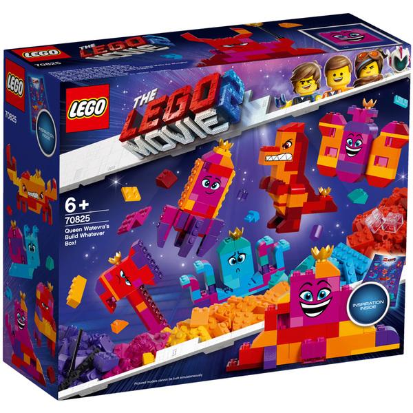 70825-LEGO® Movie 2 La boîte à construire de la Reine Watevra
