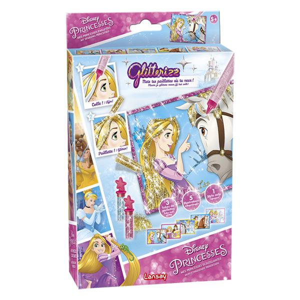 Glitterizz-Mes princesses de Disney scintillantes