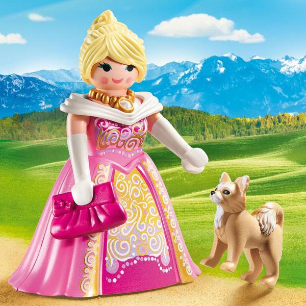 70029-Playmobil Friends-Princesse avec chien