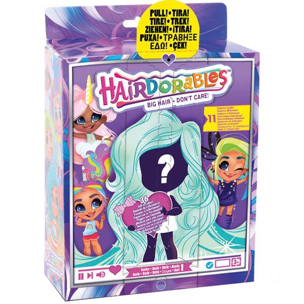 Hairdorables poupée surprise
