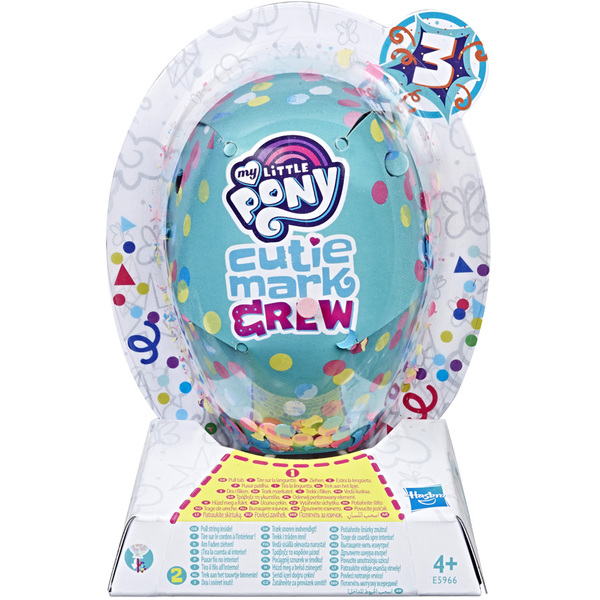 My Little Pony Cutie Mark crew confettis surprise